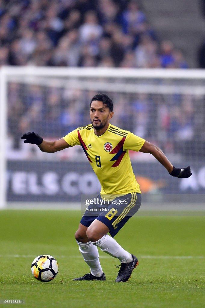 France v Colombia - International Friendly : Fotografia de notícias