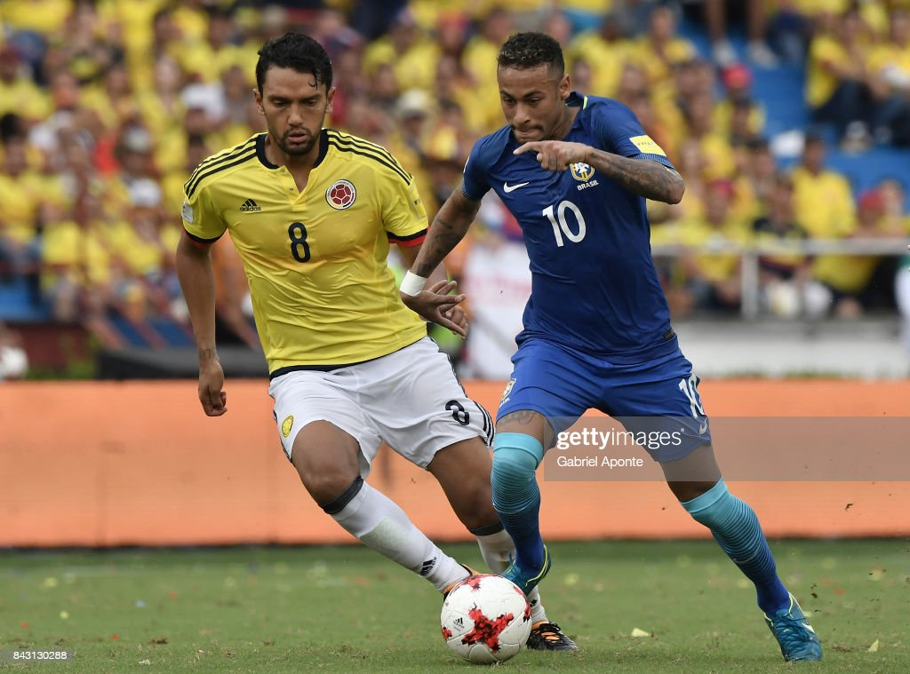 Colombia v Brazil - FIFA 2018 World Cup Qualifiers