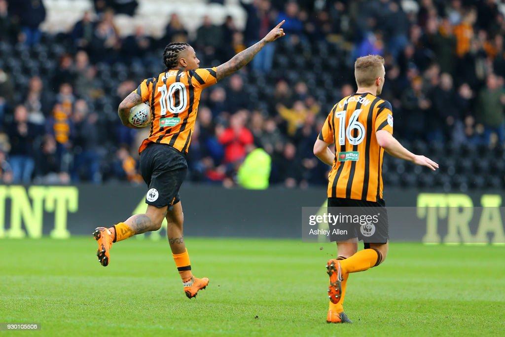 Hull City v Norwich City - Sky Bet Championship : News Photo