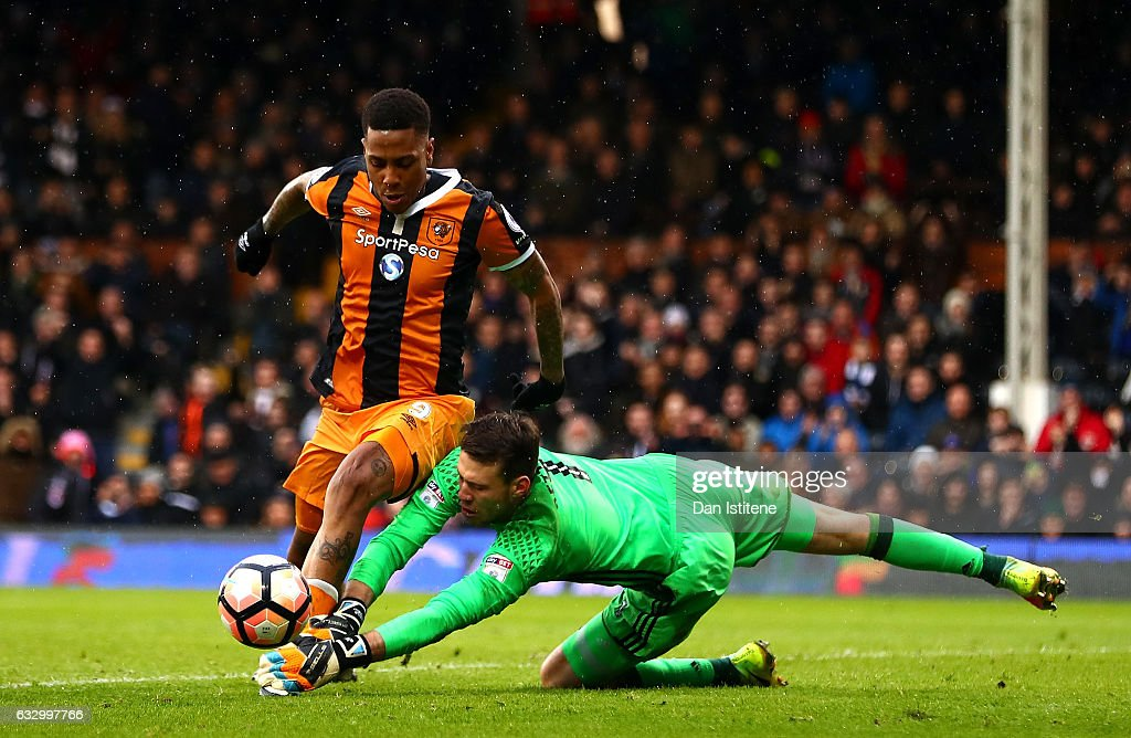 Fulham v Hull City - The Emirates FA Cup Fourth Round : News Photo