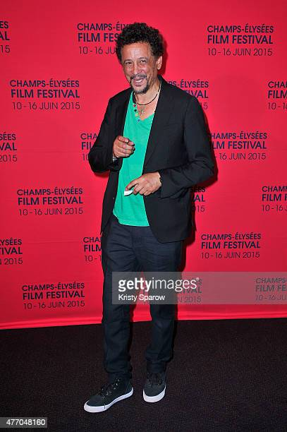 Abel Jafri attends the 'Asphalte' Premiere during the 4th Champs Elysees Film Festival at UGC George V on June 13 2015 in Paris France