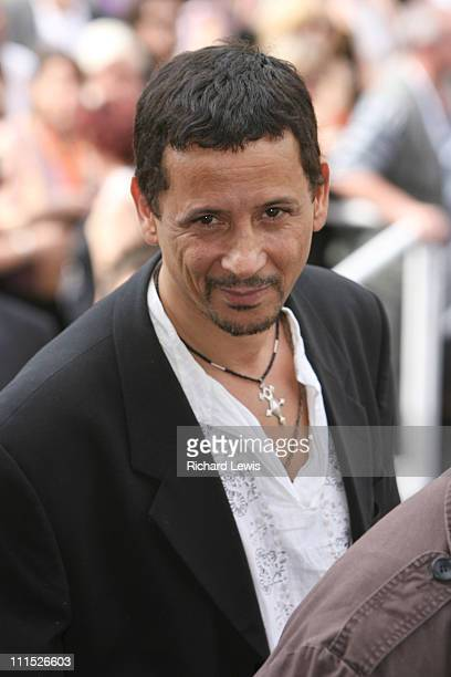 Abel Jafri during 2006 Cannes Film Festival 'Bled Number One' Premiere at Palais Du Festival in Cannes France