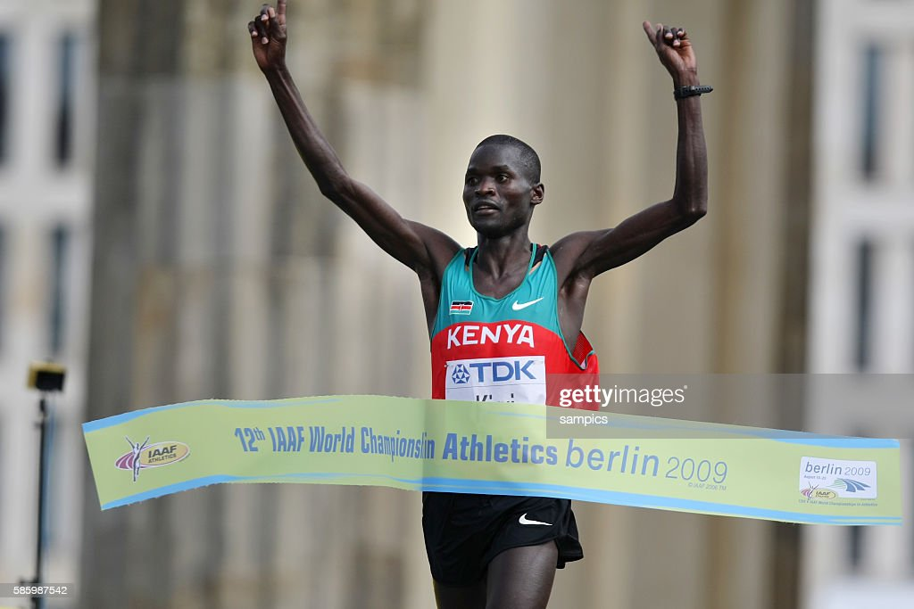 Athletics - IAAF World Championships Berlin : News Photo