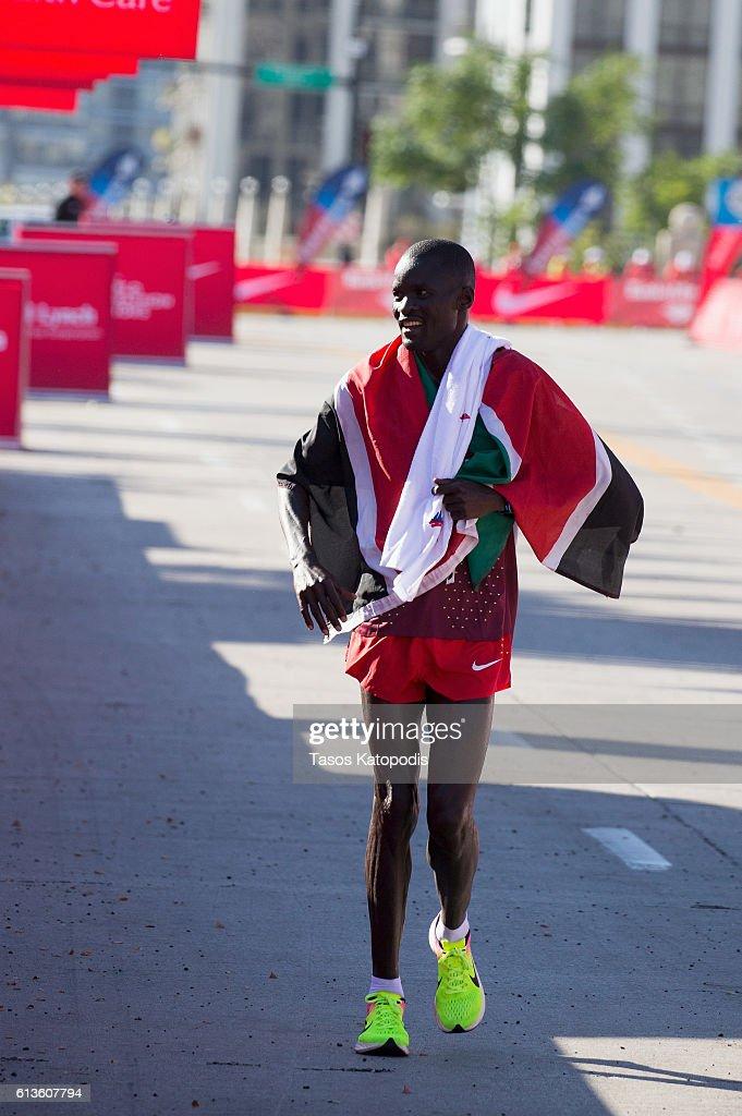 2016 Bank of America Chicago Marathon