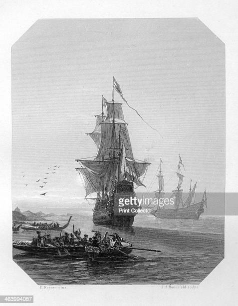 Abel Tasman 17th century Dutch seafarer explorer and merchant c1870 Tasman is best known for his discovery of Tasmania in 1642 He also was the first...