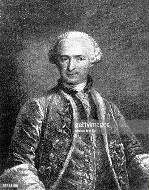 1691 1784 Abenteurer F Freund von Casanova unter dem Namen Catalani als Geiger bekannt Stich von Nicolas Thomas nach einem Gemälde