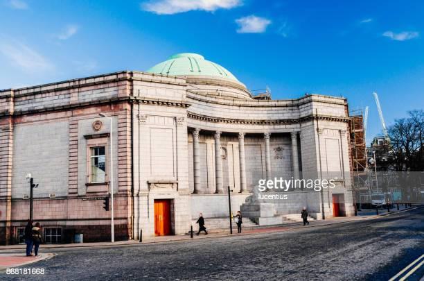 Aberdeen Art Gallery, Aberdeen, Scotland