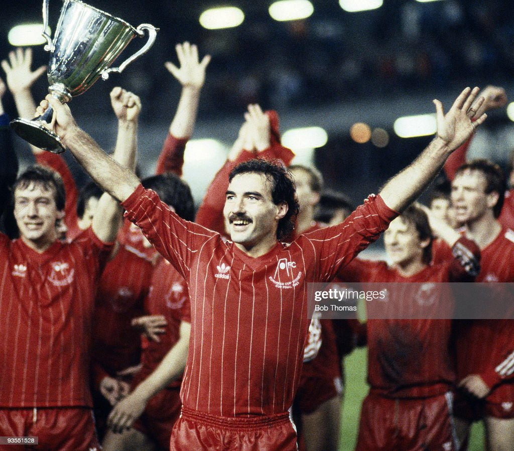 European Cup Winners Cup Final : News Photo