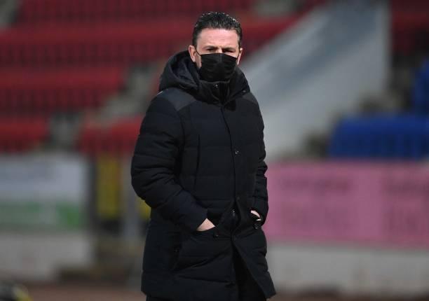 GBR: St. Johnstone v Aberdeen - Ladbrokes Scottish Premiership