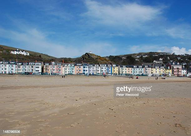 aberdovey - gwynedd stock photos and pictures