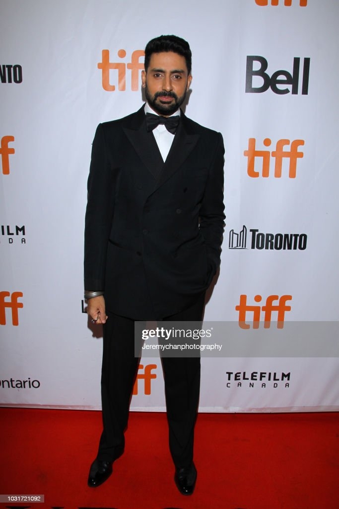 2018 Toronto International Film Festival - 'Husband Material' Premiere - Arrivals : News Photo