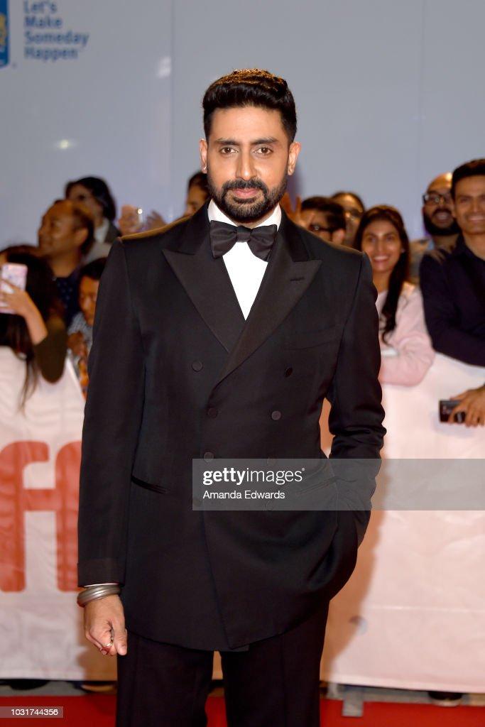 "CAN: 2018 Toronto International Film Festival - ""Husband Material"" Premiere - Arrivals"