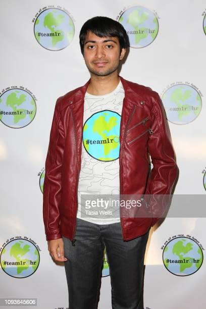 Abhishek Kylasa attends Tehran Von Ghasri and Isaak Presley host #Team1rhr Unity Event at Live House on January 12 2019 in Los Angeles California