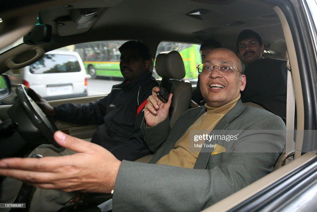 Abhishek Manu Singhvi... : News Photo