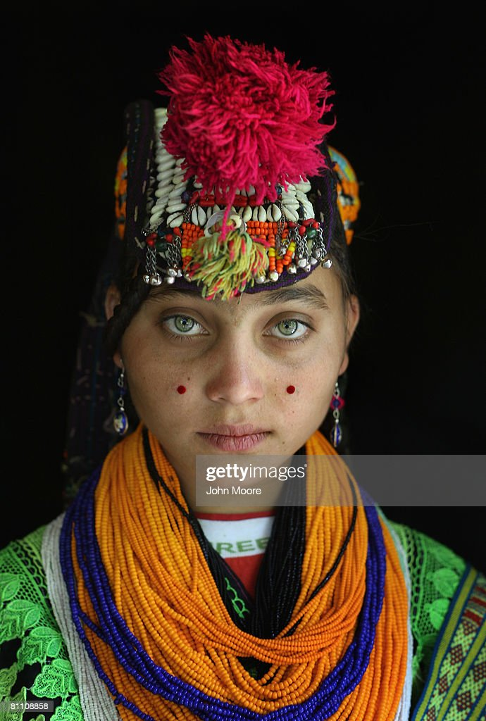 Polytheistic Kalash Tribe Celebrates Spring In Remote Mountains : News Photo