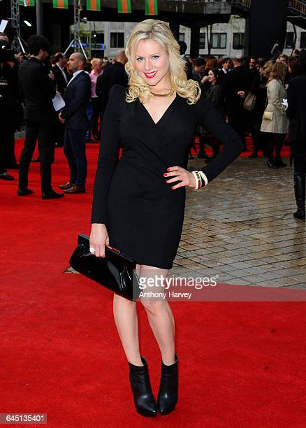 Abi Titmuss attends The Dictator World Premiere on May 10 2012 at the Royal Festival Hall Southbank in London