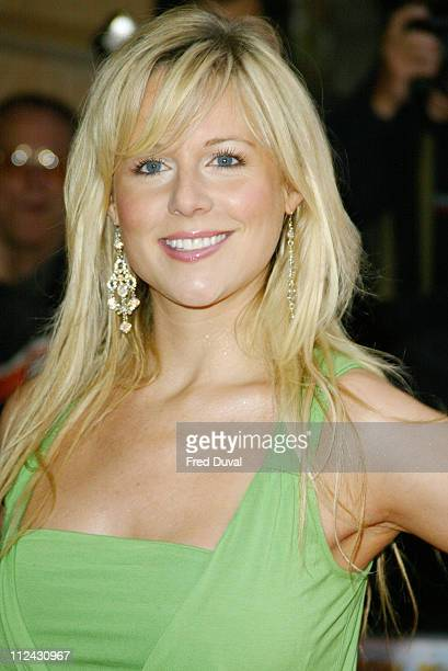 "Abi Titmuss during ""Around the World in 80 Days"" London Premiere at Vue Cinema in London, Great Britain."