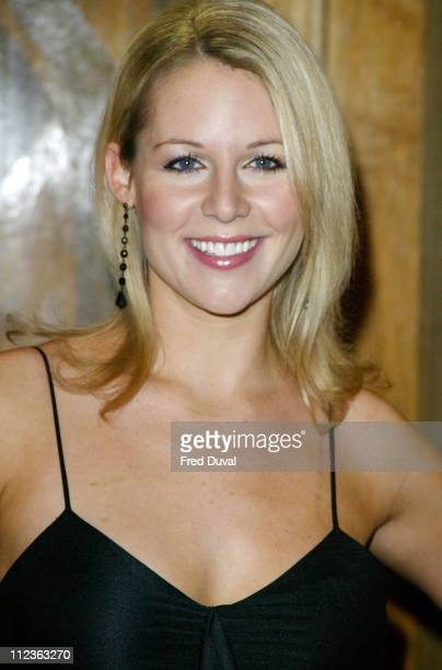 Abi Titmuss promoting the Fantasy Channel for which she is the new face of The TV presenter has been lined up to present the adult chanel's Spring...