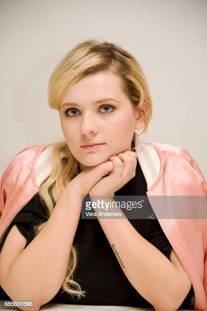 Abigail Breslin at the 'Dirty Dancing' Press Conference at the Four Seasons Hotel on May 18 2017 in Beverly Hills California