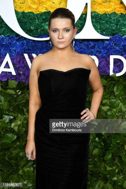 Abigail Breslin attends the 73rd Annual Tony Awards at Radio City Music Hall on June 09, 2019 in New York City.