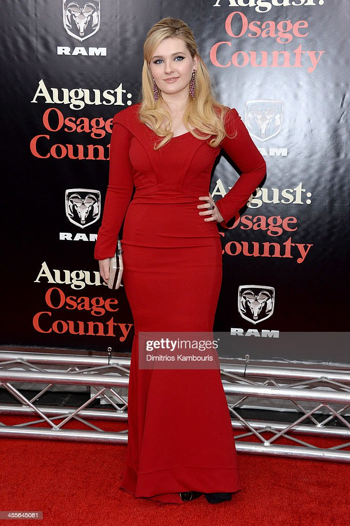 Premiere Of AUGUST:OSAGE COUNTY Presented By The Weinstein Company With Ram Trucks - Arrivals : Nachrichtenfoto