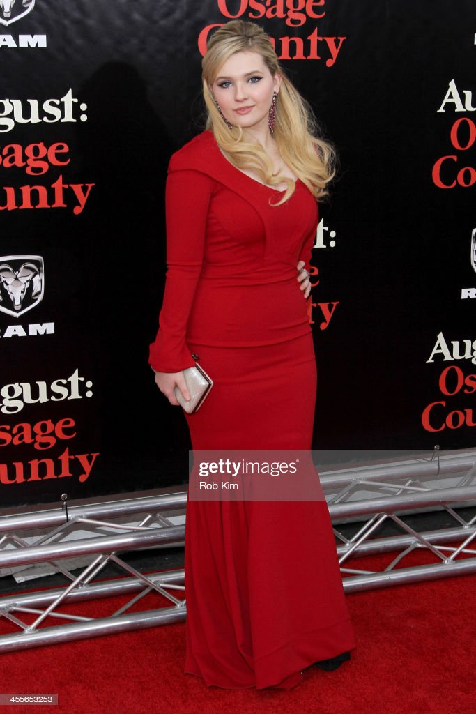 Premiere Of AUGUST: OSAGE COUNTY Presented By The Weinstein Company With DeLeon Tequila - Arrivals : Nachrichtenfoto