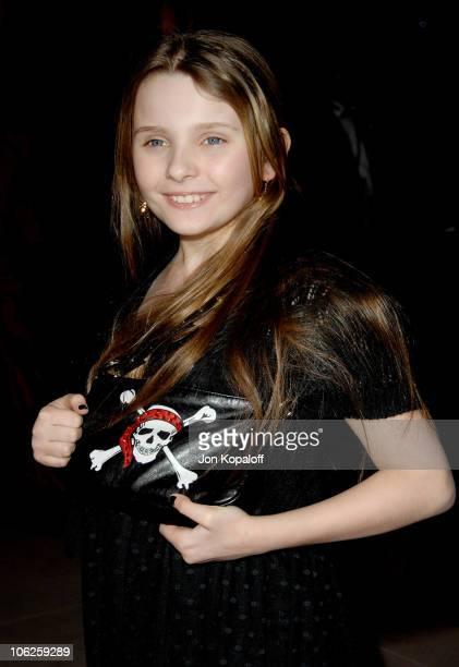 Abigail Breslin during 18th Annual Palm Springs International Film Festival Awards Gala at Palm Springs Convention Center in Palm Springs CA United...