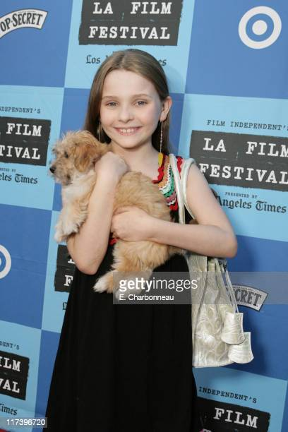 Abigail Breslin during Fox Searchlight Pictures Premiere of Little Miss Sunshine at the Closing Night Celebration of The Los Angeles Film Festival at...