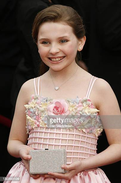 "Abigail Breslin nominee Best Actress in a Supporting Role for ""Little Miss Sunshine"""