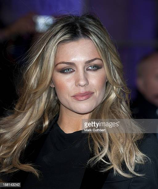 Abigail Clancy Arriving For The 2010 Pride Of Britain Awards At The Grosvenor House Hotel London