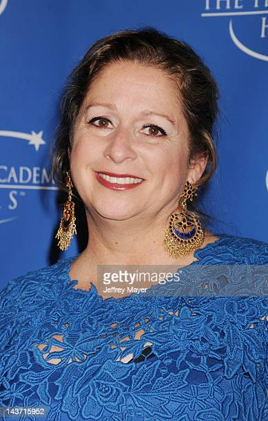Abigail Disney attends the 5th Annual TV Academy Honors at Beverly Hills Hotel on May 2 2012 in Beverly Hills California