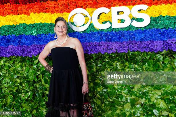 Abigail Disney attends the 73rd Annual Tony Awards at Radio City Music Hall on June 09 2019 in New York City