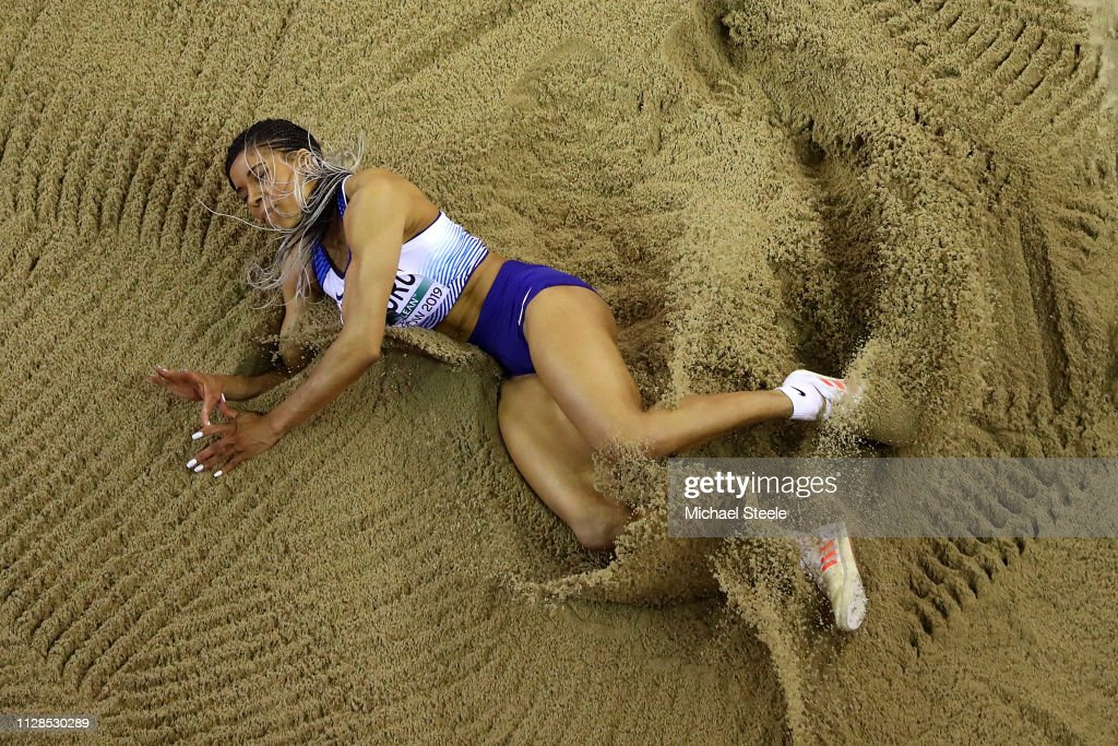 2019 European Athletics Indoor Championships - Day Three : ニュース写真