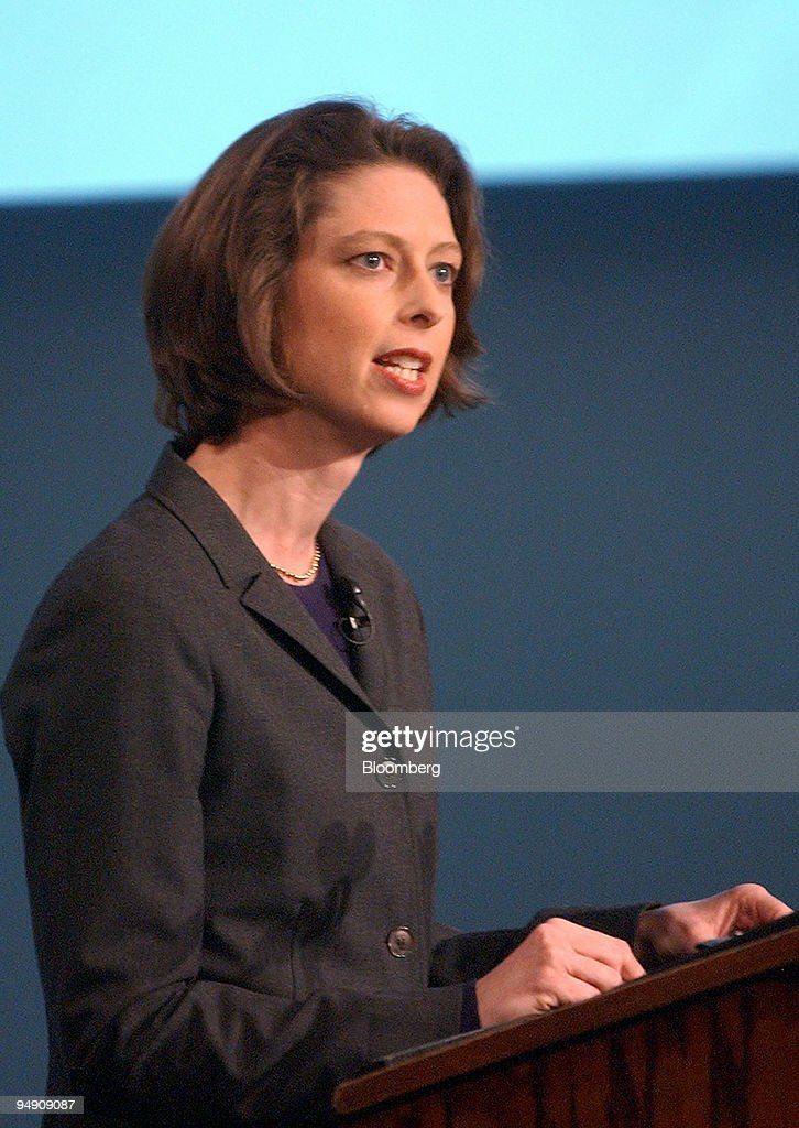 Abigail Johnson, president of Fidelity Investments' mutual