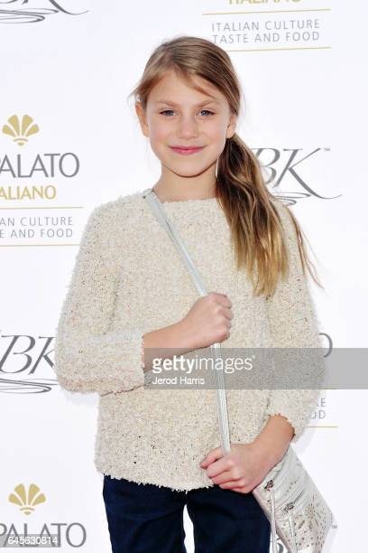 Abigail Pniowsky attends the GBK PreOSCAR Luxury Lounge on February 25 2017 in Beverly Hills California