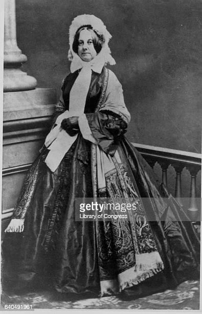 Abigail Powers Fillmore married President Millard Filmore in 1826