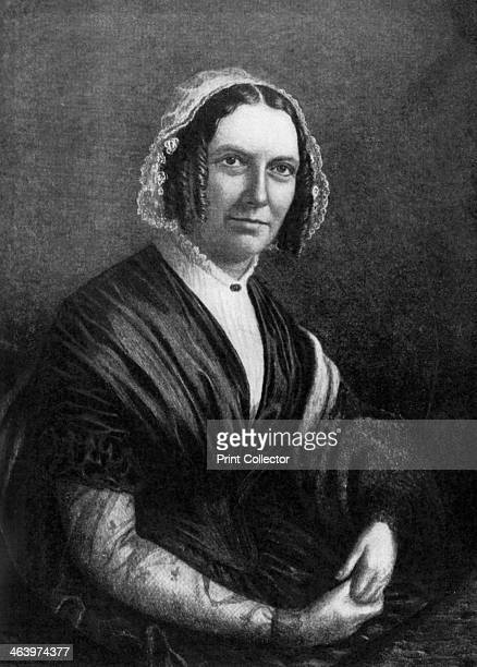 Abigail Powers Fillmore wife of American president Millard Fillmore 19th century Abigail Powers was First Lady of the United States from 1850 to 1853...