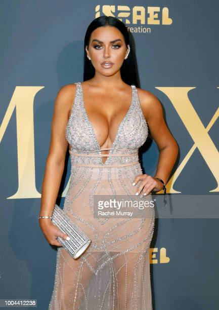 Abigail Ratchford attends The 2018 Maxim Hot 100 Party at Hollywood Palladium on July 21 2018 in Los Angeles California