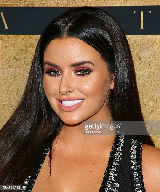 Abigail Ratchford attends the Maxim Hot 100 party on July 30 2016 in Hollywood California