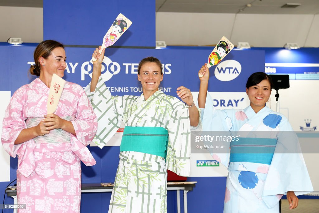 Toray Pan Pacific Open - Day 2