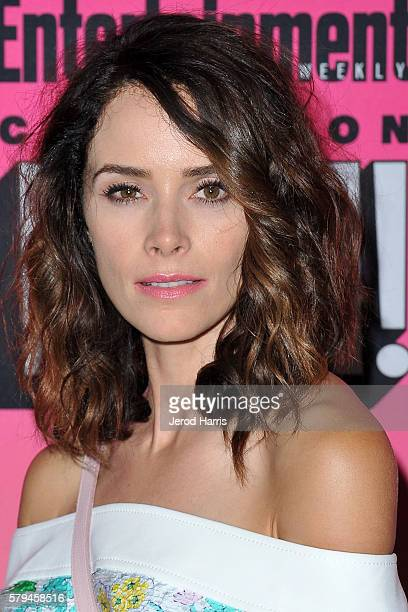 Abigail Spencer arrives at Entertainment Weekly's Annual Comic-Con Party at Float at Hard Rock Hotel San Diego on July 23, 2016 in San Diego,...