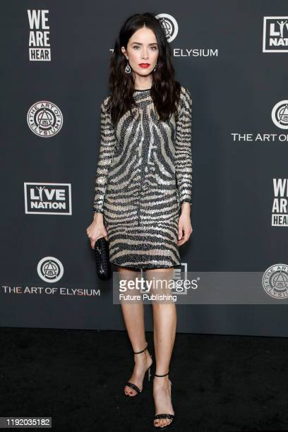 Abigail Spencer at The Art Of Elysium's 13th Annual Celebration - Heaven at Hollywood Palladium on January 04, 2020 in Los Angeles, California, USA.-...