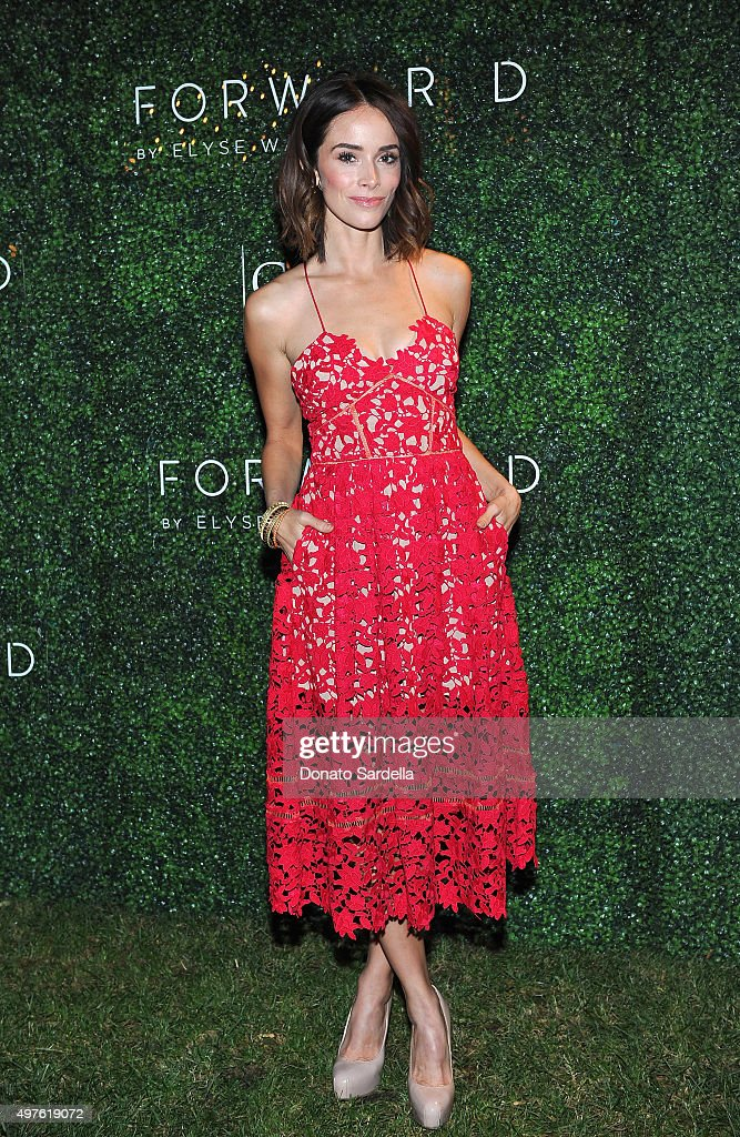 FORWARD By Elyse Walker And CFDA 2015 Rising Talent Launch Event : News Photo