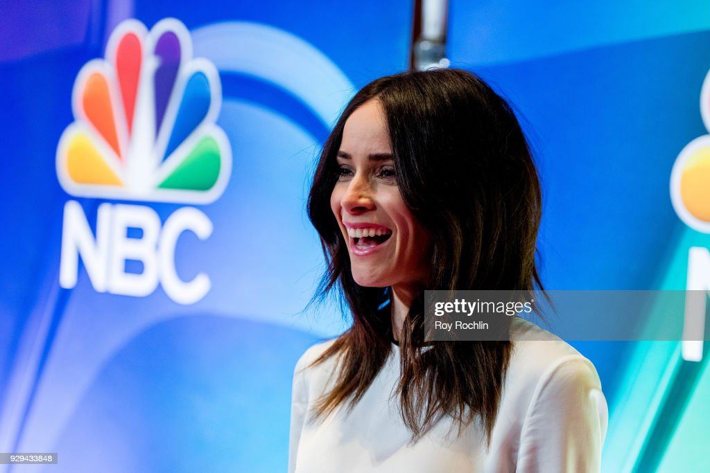 Abigail Spencer attends NBC's New York mid season press junket at Four Seasons Hotel New York on March 8, 2018 in New York City.