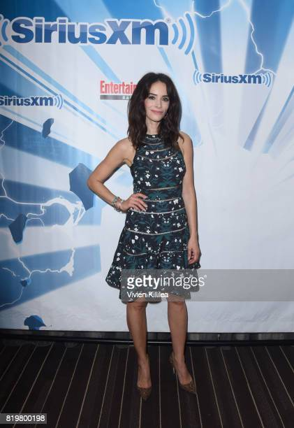 Abigail Spencer attends SiriusXM's Entertainment Weekly Radio Channel Broadcasts From Comic Con 2017 at Hard Rock Hotel San Diego on July 20 2017 in...
