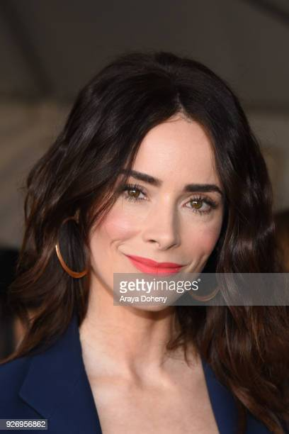 Abigail Spencer attends the 2018 Film Independent Spirit Awards on March 3, 2018 in Santa Monica, California.