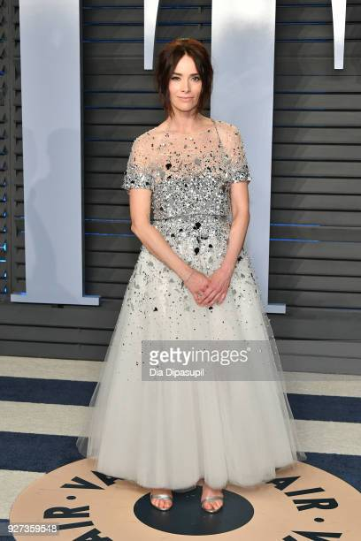 Abigail Spencer attends the 2018 Vanity Fair Oscar Party hosted by Radhika Jones at Wallis Annenberg Center for the Performing Arts on March 4, 2018...