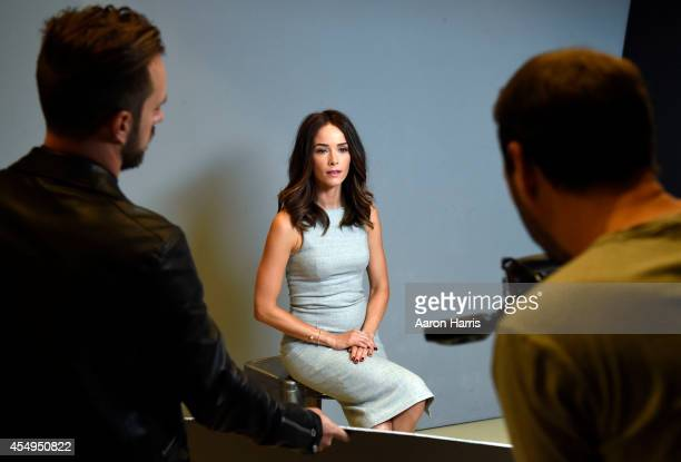 Abigail Spencer attends the Guess Portrait Studio during 2014 Toronto International Film Festival on September 8, 2014 in Toronto, Canada.