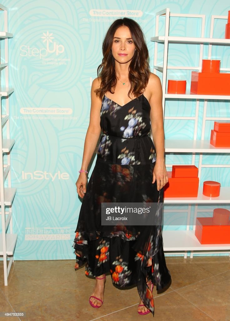 Abigail Spencer attends the Step Up 11th Annual Inspiration Awards at The Beverly Hilton Hotel on May 30, 2014 in Beverly Hills, California.