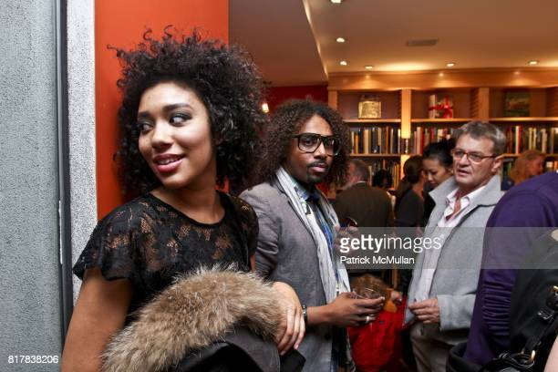 Abigayle Rockette Mansingh attend MADE TO ORDER Campion Platt's Book Launch Celebration at Archivia Books on October 28 2010 in New York City